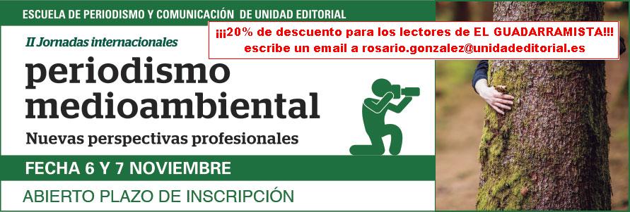 II Jornadas Internacionales de Periodismo Ambiental