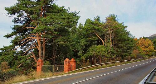 M601 antes de llegar a El Ventorrillo, camino de la cima del puerto de Navacerrada. (Foto: Jesús Dorda).