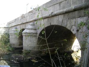 Puente de 'El Herrero'.