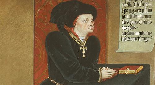 Marqués de Santillana.