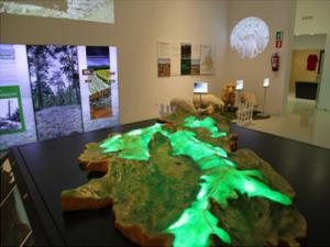 Exposición permanente en 'El Gurugú'.