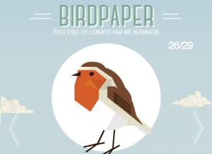 Birdpaper.
