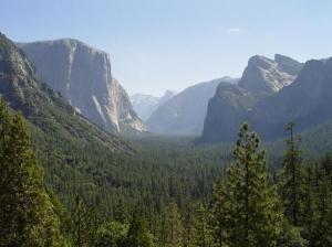 Parque Nacional de Yosemite.