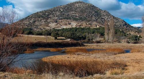 Lagunas de Castrejón, en Zarzalejo.