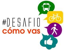 Logotipo de la campaña de movilidad sostenible de El Boalo.