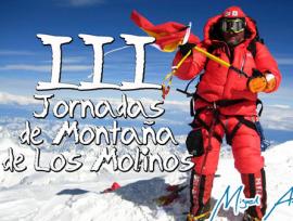 III Jornadas de Montaña de Los Molinos.
