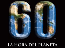 La Hora del Planeta.