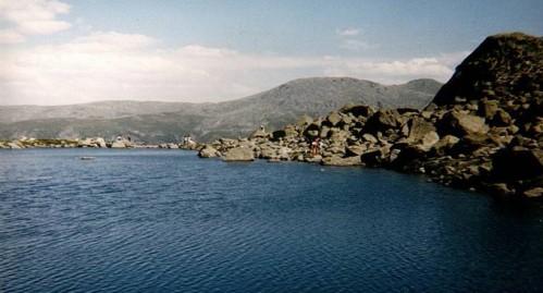 Peñalara-laguna