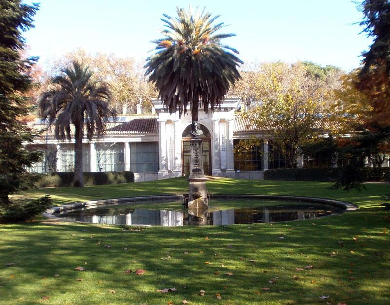 Real Jardín Botánico de Madrid. (Foto: FDV).