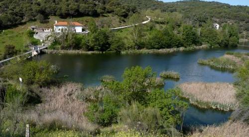 Presa del río Aulencia. (Foto: Proyecto Verde).