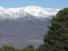 Pico de El Nevero.