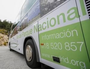 Bus-verde-Guadarrama