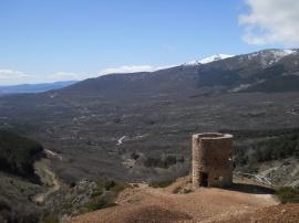 Torre de la Mina de Bustarviejo.