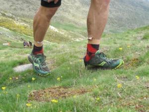Carrera en la alta montaña. (Foto: Manuel Oñorbe).