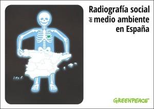 Radiografía social del medio ambiente en España.