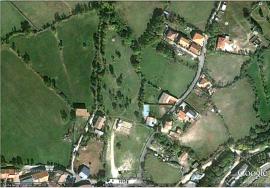 Vista aérea de la Huerta del General. (Foto: Entorno Los Molinos).