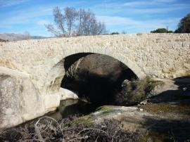 Puente del Batán. (Ayto. Colmenar Viejo).