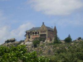 Palacio del Canto del Pico.