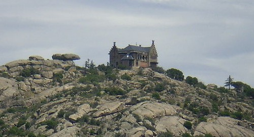 Palacio del Canto del Pico. (Foto: Esetena).