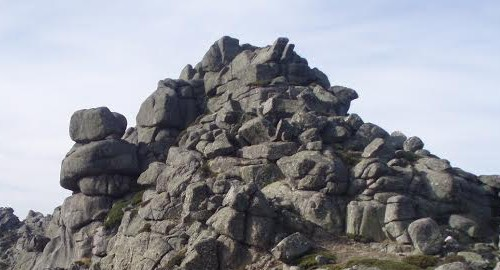 Tercer pico de Siete Picos.