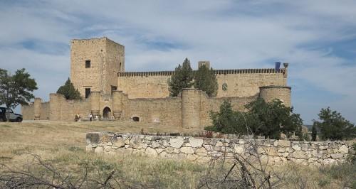 Castillo de Pedraza. (Foto: GFreihalter).