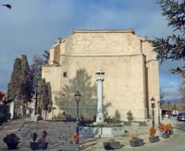 Iglesia de Soto. (Foto: Marisa Ortega).