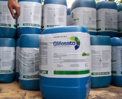 EQUO pide la prohibición definitiva del glifosato