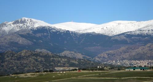 Sierra de Guadarrama, escenario de las excursiones de la Institución Libre de Enseñanza.