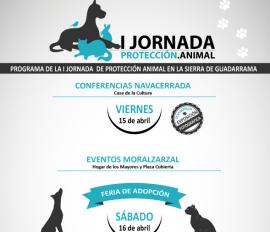 I I Jornadas de Protección Animal en la Sierra de Guadarrama.