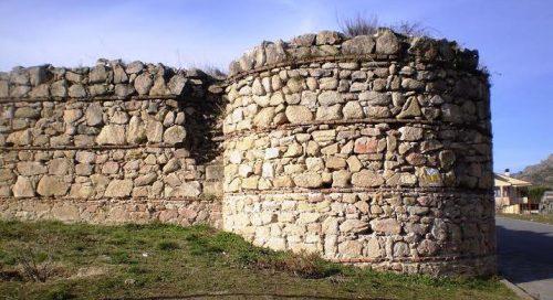 Castillo Viejo de Manzanares El Real.