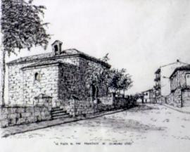 Dibujo de Colmenar Viejo.