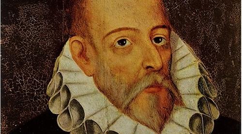 Miguel de Cervantes Saavedra.