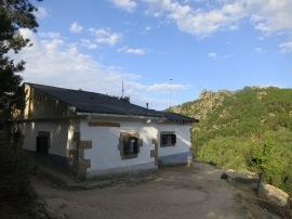 Refugio Giner de los Ríos. Foto: RSEA Peñalara.