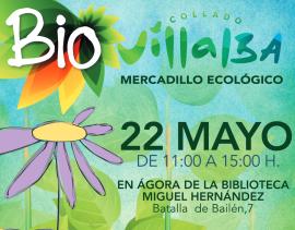 Cartel del BioVillalba.