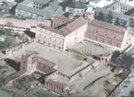 Ruinas del Palacio Arzobispal.