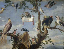 Una de las obras que serán estudiadas en la iniciativa puesta en marcha por SEO/Birdlife.