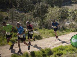Races Trail Running en Hoyo de Manzanares.