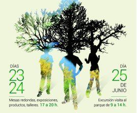 Cartel de las Jornadas Multidisciplinares.