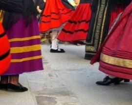 Celebración de la Jornada de Oficios Tradicionales, Mercado y Folklore en Pradera del Rincón.
