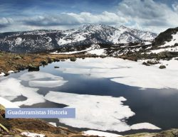 Imagen de la portada del libro Mil Guadarramas.