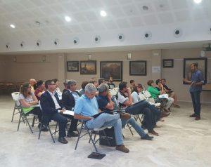 Presentación del Mercado Digital. Foto: Ayto. BCM.