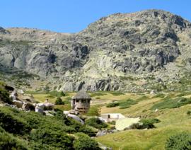 Entorno de las lagunas de Peñalara.