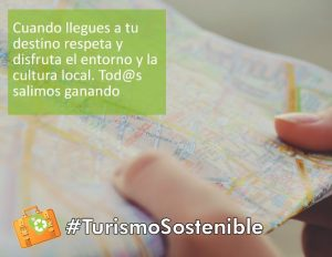 Campaña de turismo sostenible lanzada por Equo.