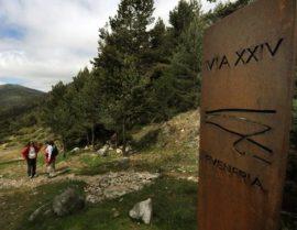 El Observatorio propone la recuperación de la Vía Antonina como recurso económico.