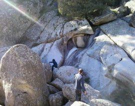 Paso de las Tres Argollas. Foto: Conocer Colmenar Caminando.