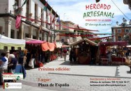 Mercado de Miraflores de la Sierra.