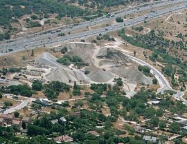 Terrenos del Caño de la Fragua.