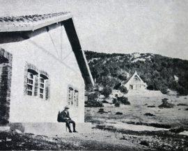 El chalet de la Agrupación C del Club Alpino Español.