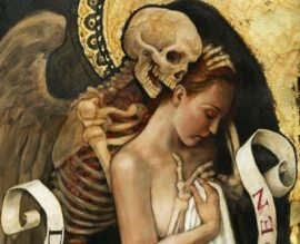 La muerte y la doncella.