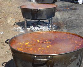 'Patatas con carne'. Foto: Ayto: Guadarrama.